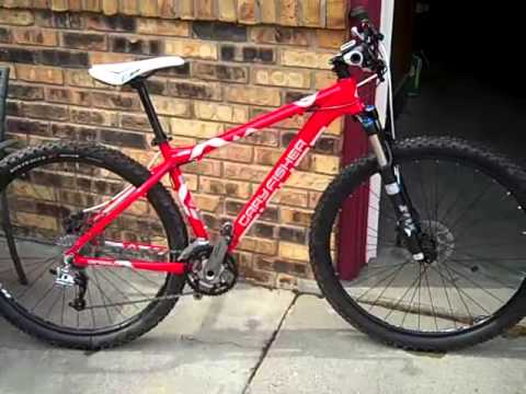 2010 Gary Fisher Mamba And Giant Trance X2