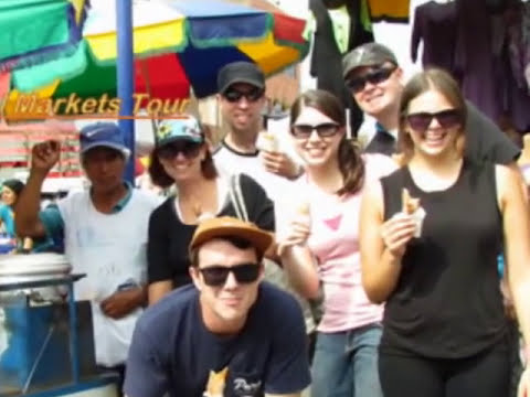 Tours in Lima Peru  -  Real Life Experiences(Shanty Town Tour)