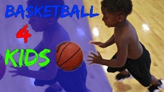Basketball For Beginners Youth basketball Drills - Kids basketball