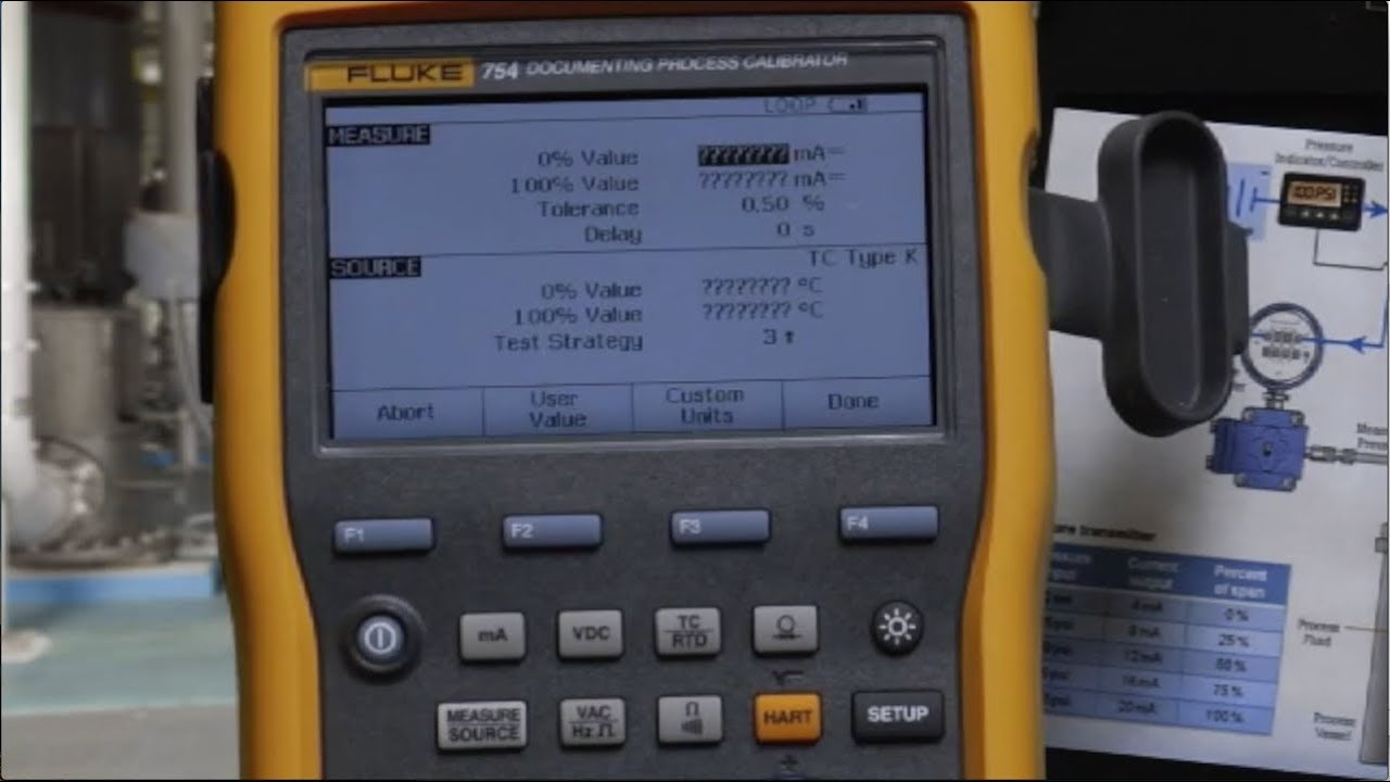 small resolution of fluke 754 kit5 documenting process calibrator kit includes free products with purchase