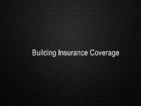 Building Insurance Coverage