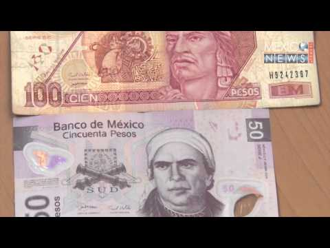 Getting Acquainted To Mexican Paper Money