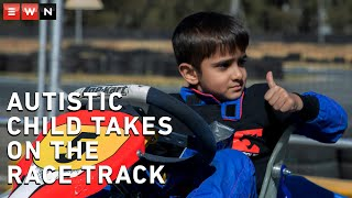 Isa Kajee is a five-year-old boy from Johannesburg, who shares a passion for motorsport, but isn't able to compete in any karting events due to his diagnosis of Autism. However, this hasn't stopped him from getting onto the racetrack. Racing club, Parolin SA has made it possible for Isa to get onto the karting track and has trained him over several months prior to the lockdown in South Africa.   EWN spoke to his family and race club.