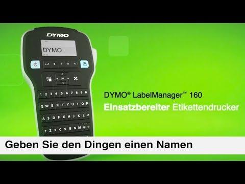 Dymo LabelManager 160 Tragbares Beschriftungsgerät