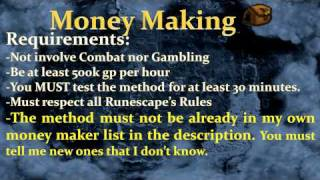 NEW Money Making Guide -I need YOUR help- by Idk Whats Rc