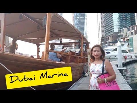 Dhow Cruise at Dubai Marina #dhowcruisedubai