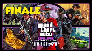 GTA Online: The Diamond Casino Heist FINALE Completion (The Big Con) Guide