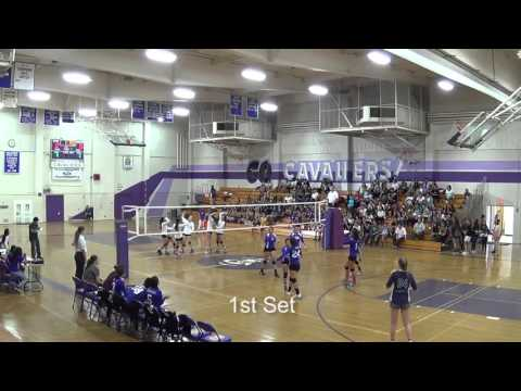 Santiago vs. La Quinta (Volleyball)
