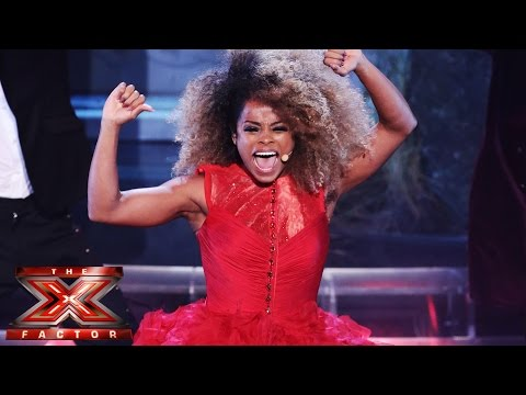 Fleur East sings Michael Jackson's Thriller | Live Week 4 | The X Factor UK 2014