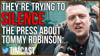 Can the UK Really Do This to Tommy Robinson?