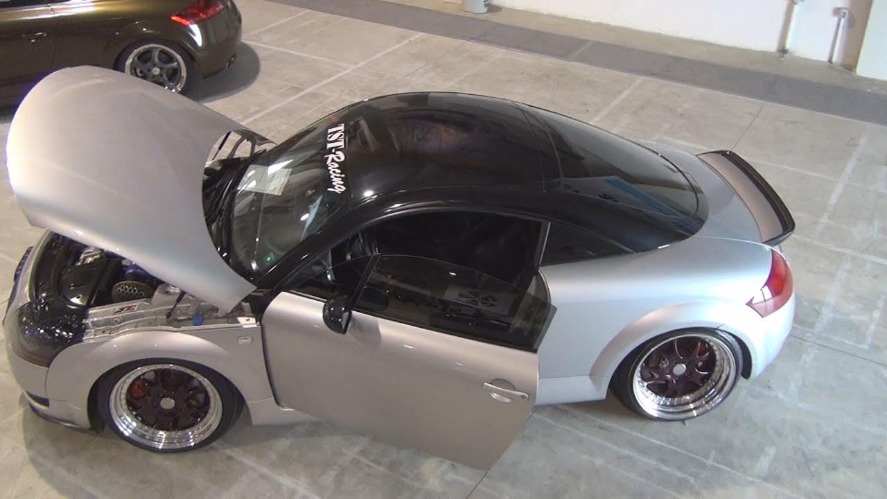 Audi Tt Tst Racing Tuned 2001 Exterior And Interior In