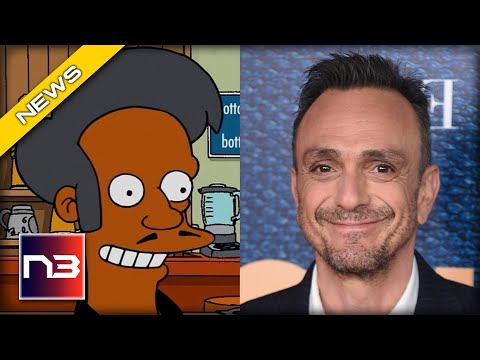 Hollywood Actor Hank Azaria Breaks Down, CAVES to Cancel Culture after Voicing SIMPSONS 'Apu'