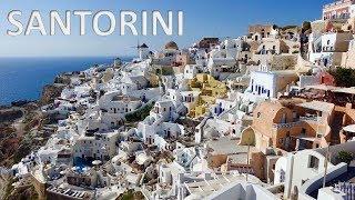 SANTORINI – Greece 🇬🇷 [Full HD] thumbnail