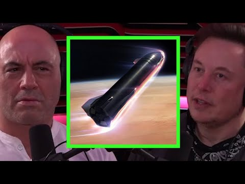 Elon Musk Talks About Colonizing The Galaxy
