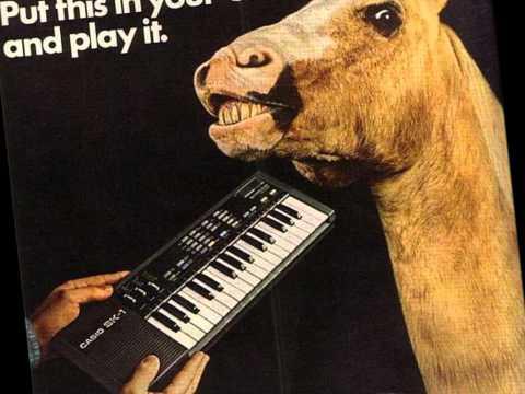 Casio SK-1 Keyboard Demo Song