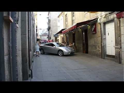 Pontevedra: Just One Car