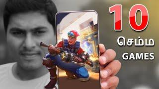 10 செம்ம Games   Top 10 Android Games in August 2019