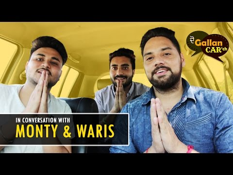Monty & Waris   Exclusive interview   Do Gallan Car Ch   Episode 1   Cinebuff Pictures