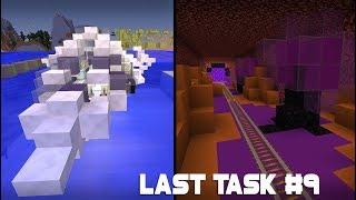 Last Task 2.0 - Космический Тоннель и Дуэль с Евгехой! (#9)