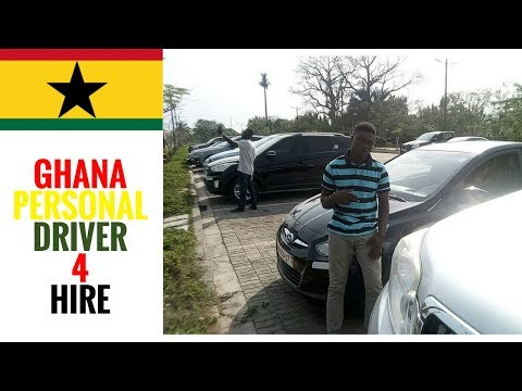 Accra Ghana Personal Driver For Hire
