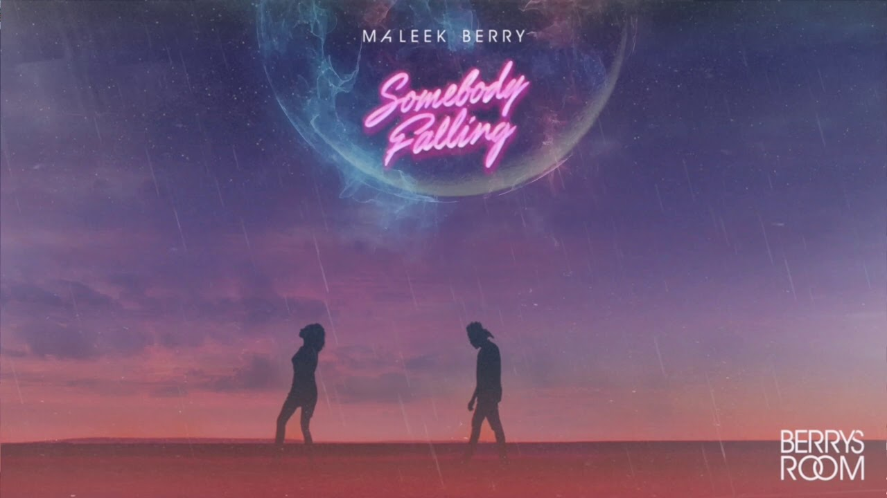 Maleek Berry - Somebody Falling (Official Audio)