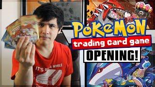 Pokémon TCG | Double Crisis! Team Aqua VS Magma Opening!