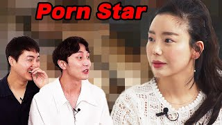 Korean Guys Meet Adult Movie Star For The First Time screenshot 3