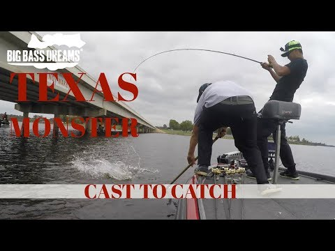 19lber Eats Swimbait At Lake Fork, Texas