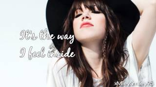 Carly Rae Jepsen - Just A Step Away (with lyrics)