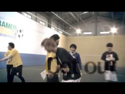 B.A.P Playing Sports - No Mercy Premium DVD
