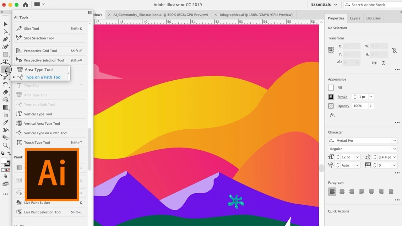 Introducing Illustrator CC 2019 | Adobe Blog