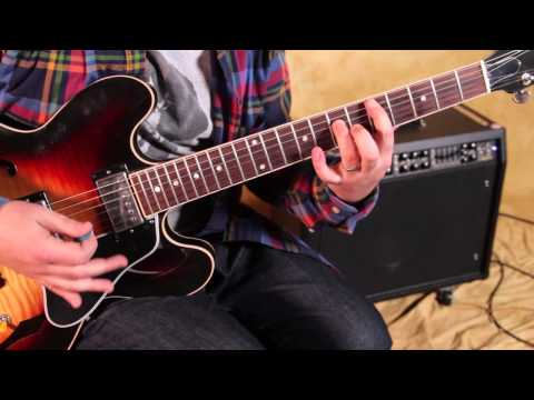 Blues Guitar Lessons - Hoochie Coochie Man - Blues Riffs - Blues Rhythm - Muddy Waters