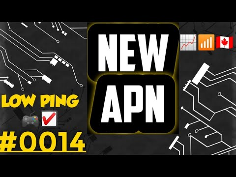 FREE INTERNET BOOSTER OR NEW APNs SETTINGS NO#14