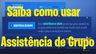 GROUP ASSISTANCE KNOW how TO USE & BUG DAMAGE IN VEHICLES #Fortnite #Temporada8