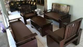 Furniture Kursi Tamu Minimalis Furniture Jepara