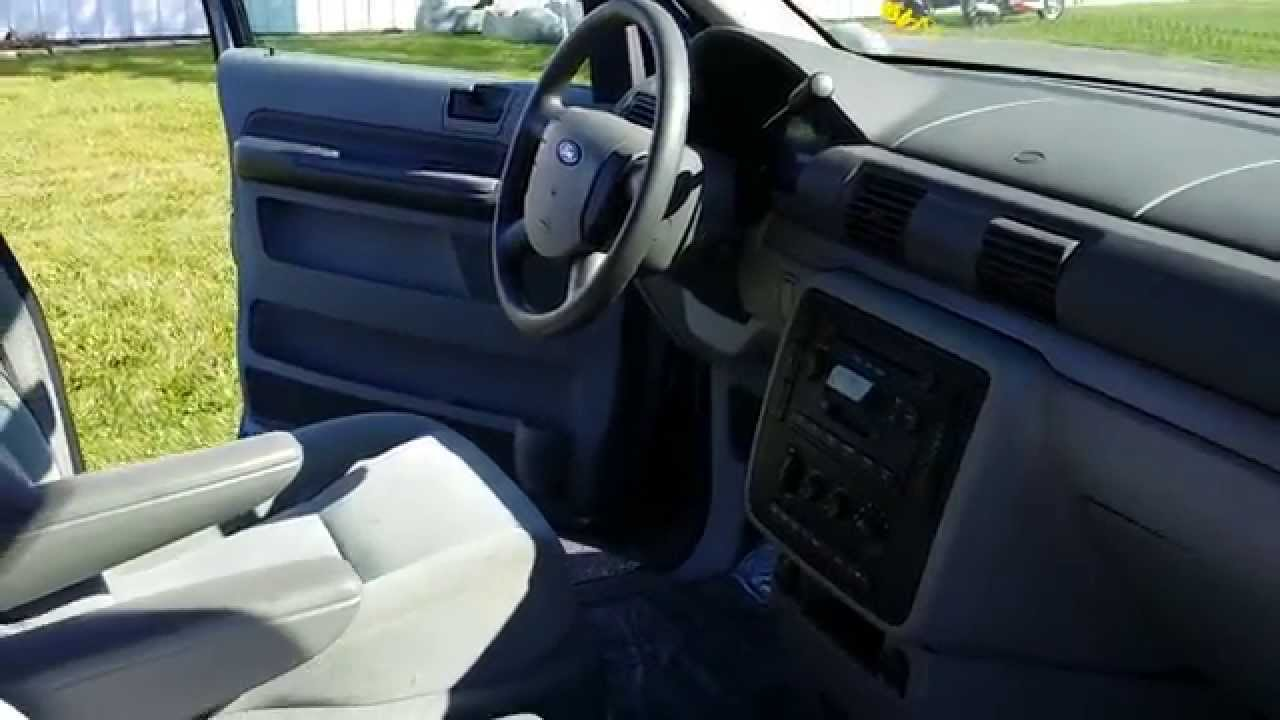 2004 Ford Freestar Van For Sale From SaferWholesale