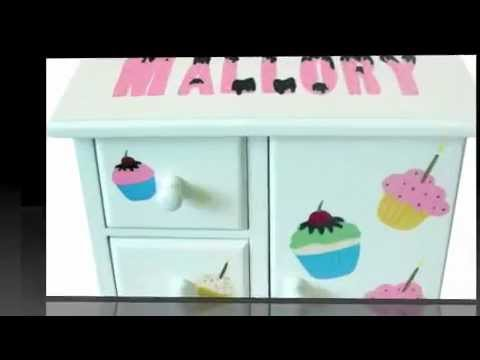 Adorable Jewelry Boxes for Girls