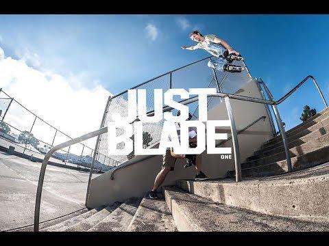 JUST BLADE: Intro