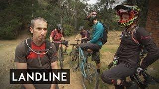 How mountain biking helped save a tiny Tasmanian town