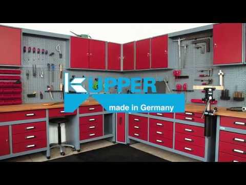 Kupper Werkstatt 2017 Made In Germany Youtube