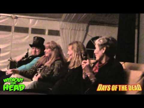 Rock 'n' Roll High School Q&A Panel PJ Soles, Dey Young, Mary Woronov
