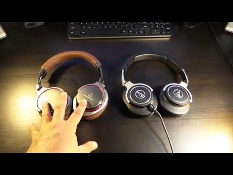 Audio Technica MSR7 Vs Audio Technica M70X ( Comfort Is Not The Issue )