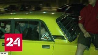 Громкий смех и рев моторов: кто остановит ночной дрифт в Братеево