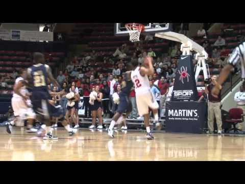 SpiderTVHD: Brothers, Anderson Lead Richmond Spiders Over Charleston Southern