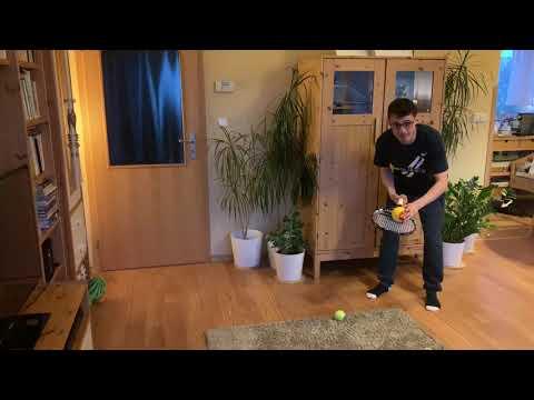Tenisová škola I.ČLTK Praha by Babolat - Video Gallery Exercises (U6/5)