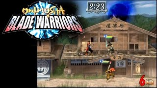 Onimusha Blade Warriors ... (PS2)