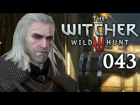 Witcher 3 Wild Hunt 043 Geralts Neue Frisur Let S Play The Witcher 3 Wild Hunt Ps4