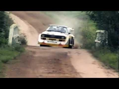 wrc group b cars