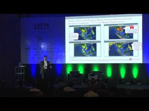 Building Internet & mobile platform companies in SEA: Nick Nash, Garena - WD2016