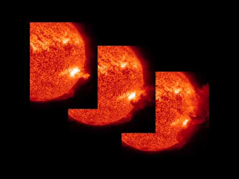 The Expansion of the Sun